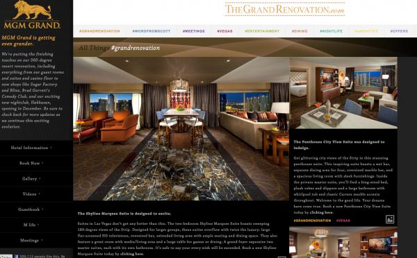 Mgm Grand 2 Bedroom Marquee Suite Psoriasisguru Com