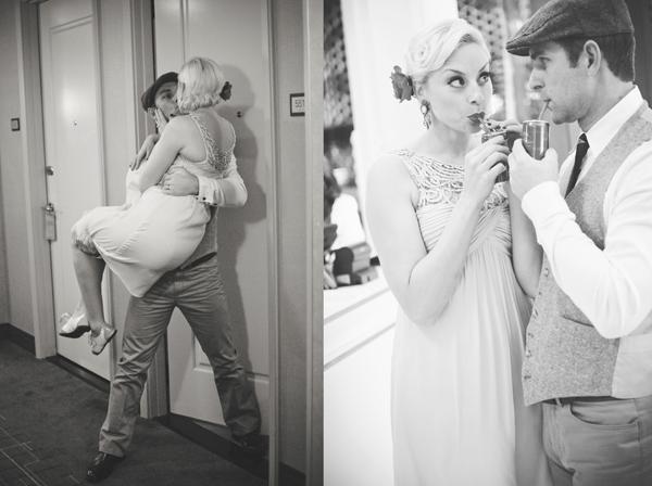 pop up wedding cosmopolitan vegas