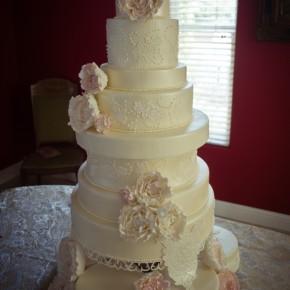 Les Misérables wedding styled shoot vegas