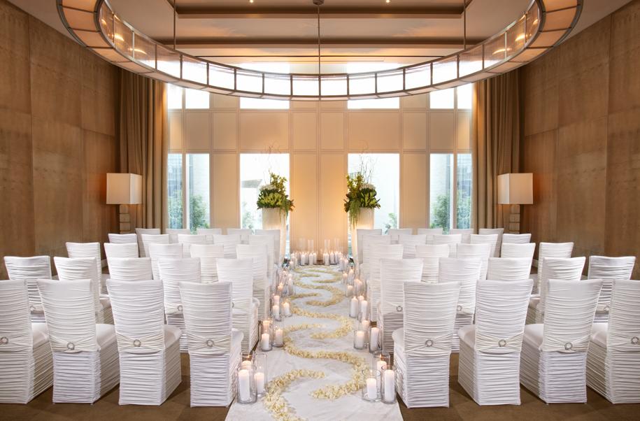 Modern Wedding Venues At Mandarin Oriental Las Vegas