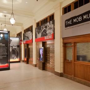 Mob Museum Vegas Wedding