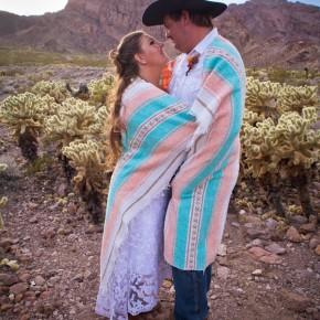 cowboy wedding las vegas