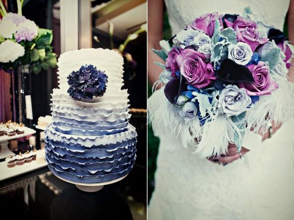 Wedding at Hyde at Bellagio