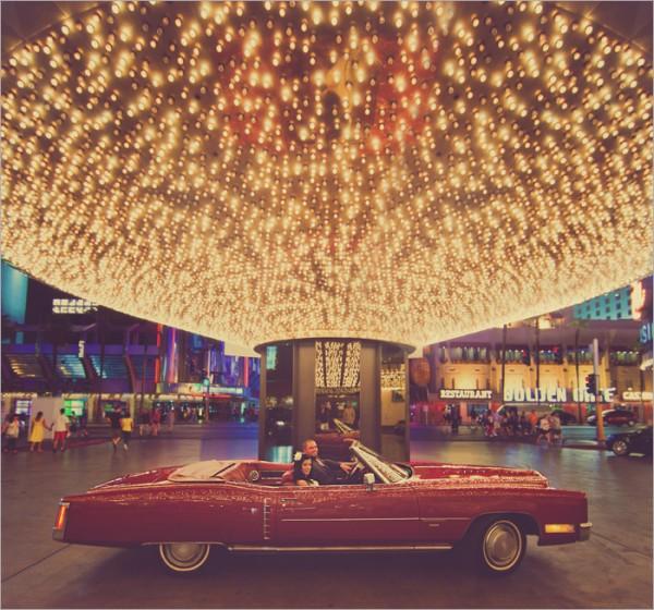 Unique Vegas Engagement Photo Locations