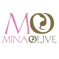 Mina Olive logo