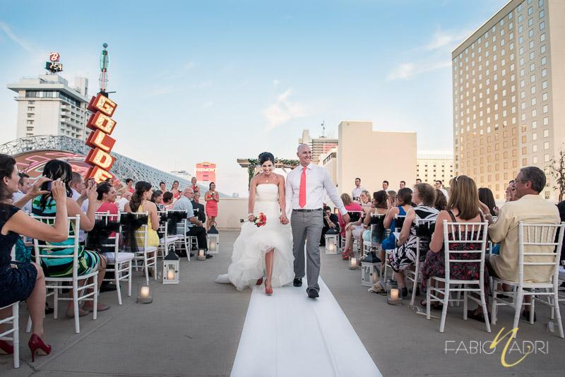 Plaza Wedding Las Vegas Fabio Adri Photography