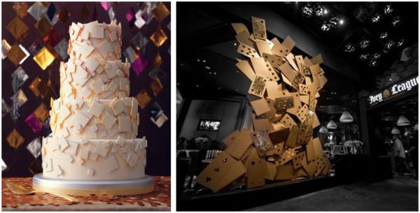 Cake: http://markjosephcakes.com/ | ARIA Poker Room