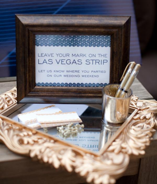 Vintage Vegas Wedding Style