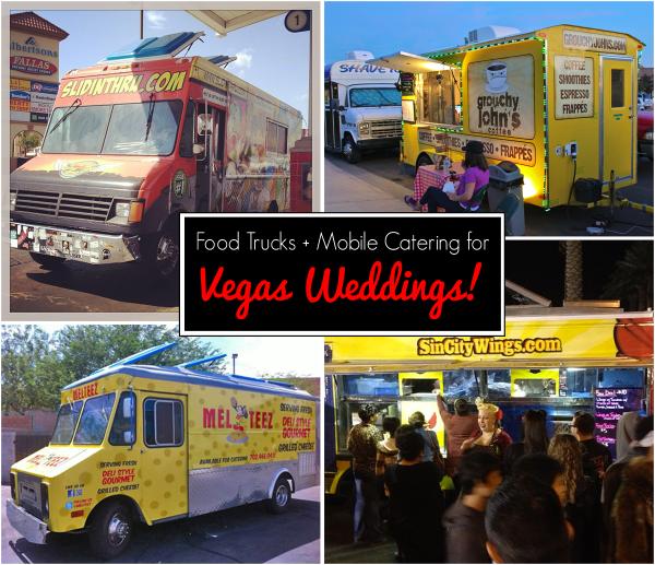 Las Vegas Wedding Food Trucks