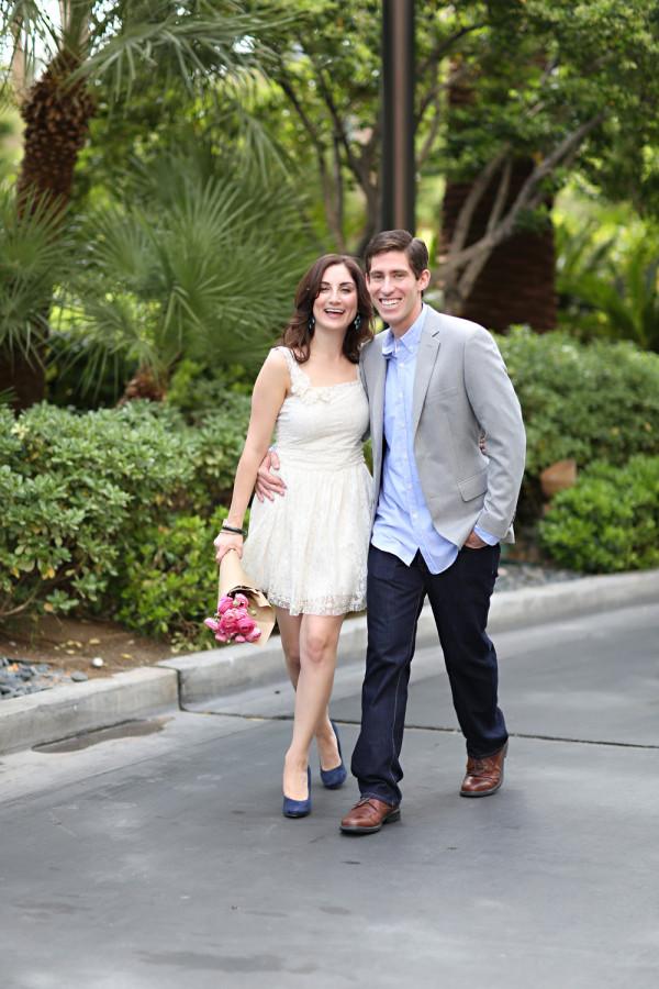 Four Seasons Las Vegas Engagement Session | j anne photography