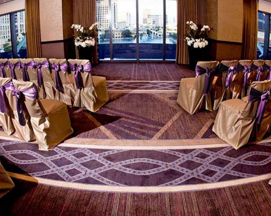 Cosmopolitan Las Vegas Wedding | Ultimate Vegas Wedding Venue Guide Cosmopolitan Little Vegas Wedding