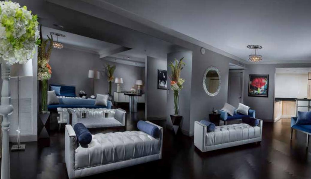 Cosmopolitan Wedding Suite