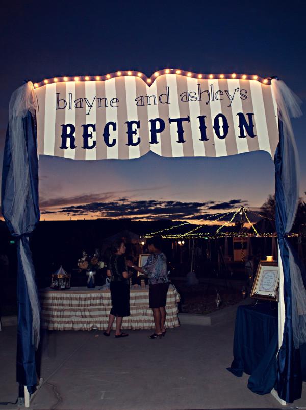 DIY Carnival Wedding | Little Vegas Wedding