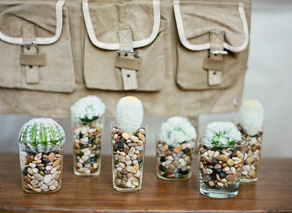 Desert Cactus Wedding Inspiration