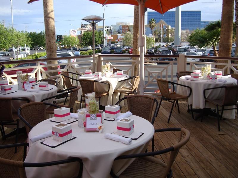 Bahama Breeze Guide To The Best Las Vegas Wedding Reception Venues