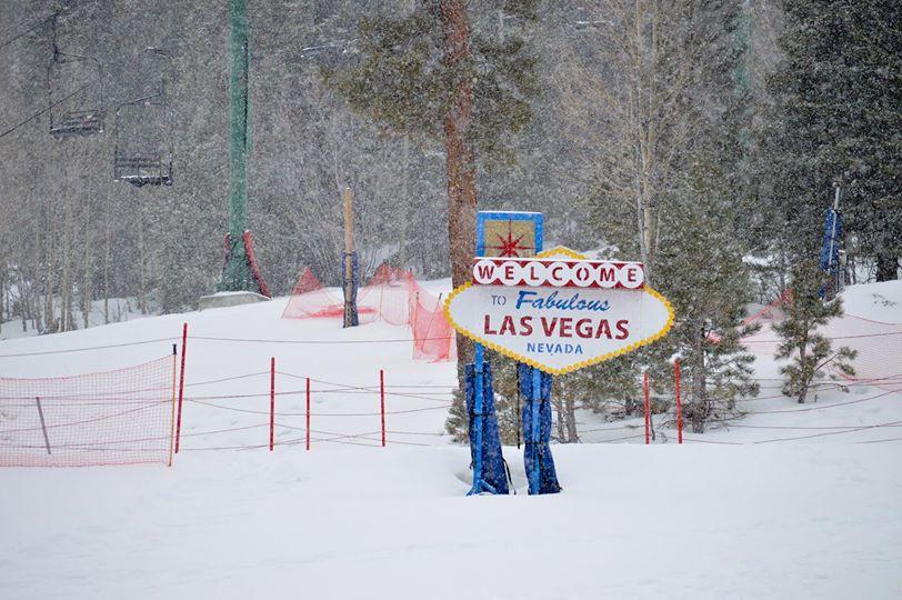 Las Vegas Ski Resort Wedding Venue Little