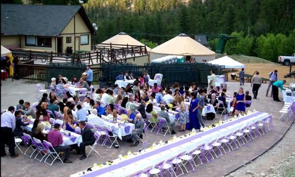 Las Vegas Ski Resort Wedding Venue | Little Vegas Wedding