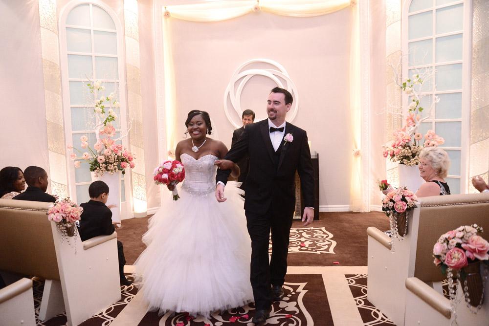 Flamingo Garden Wedding Little Vegas Bently And Wilson Photography