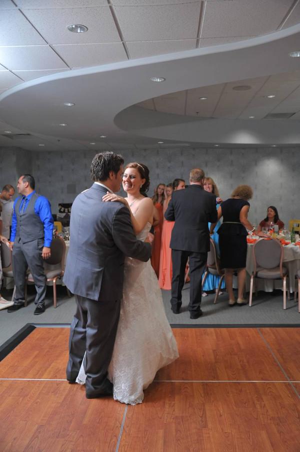 Seascape Ballroom Mandalay Bay Wedding | Little Vegas Wedding
