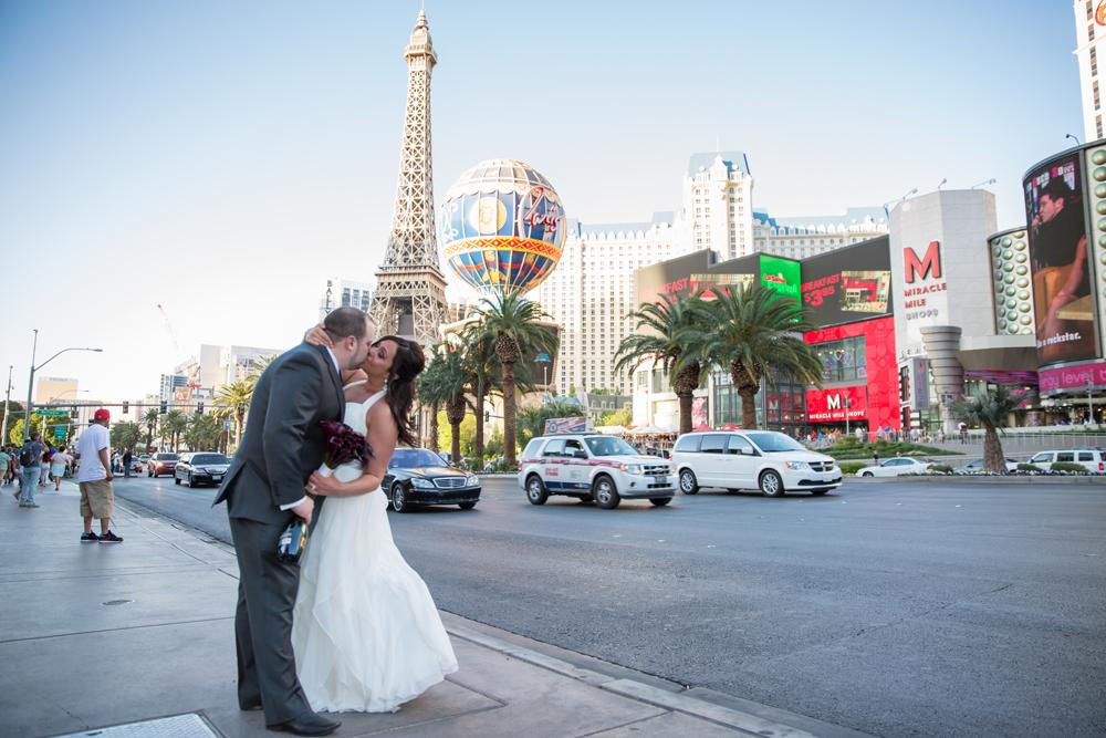 Planet Hollywood Little Vegas Wedding