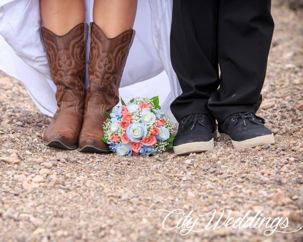 Eldorado Canyon Wedding from City Weddings | Little Vegas Wedding