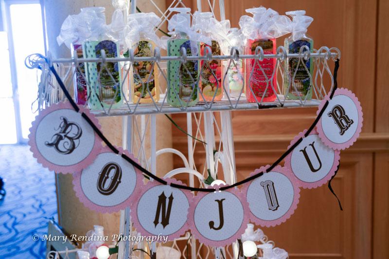 paris inspired bridal shower little vegas wedding