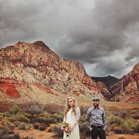 Desert Wedding Inspiration | Little Vegas Wedding
