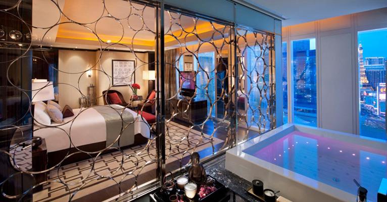 Las Vegas Honeymoon Hotels 2018 World S Best Hotels