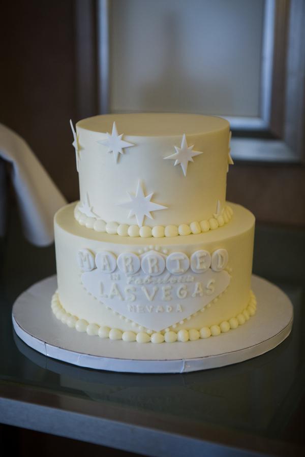 Intimate Elopement | Little Vegas Wedding