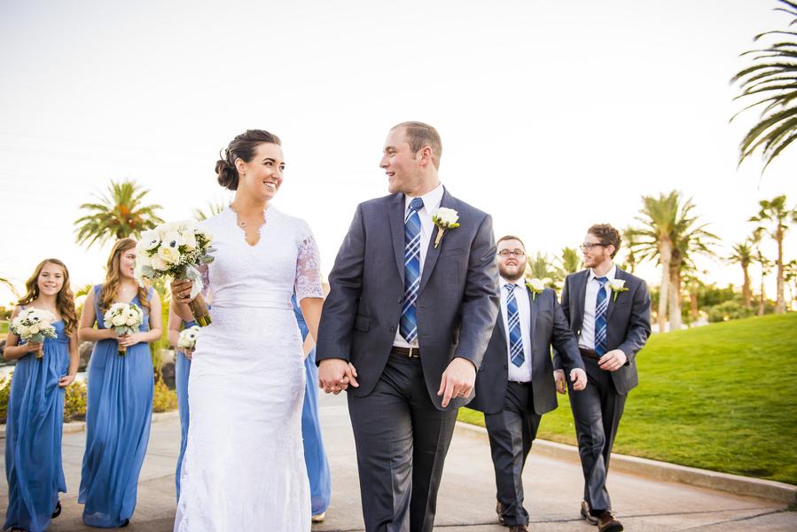 Pastel Nature Inspired Wedding At Bali Hai