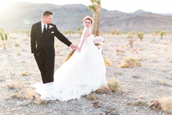 Cold Creek Little Vegas Wedding