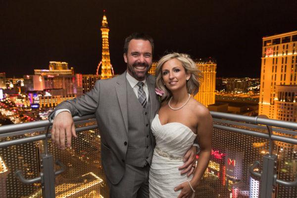 Cosmopolitan Suite Wedding Little Vegas
