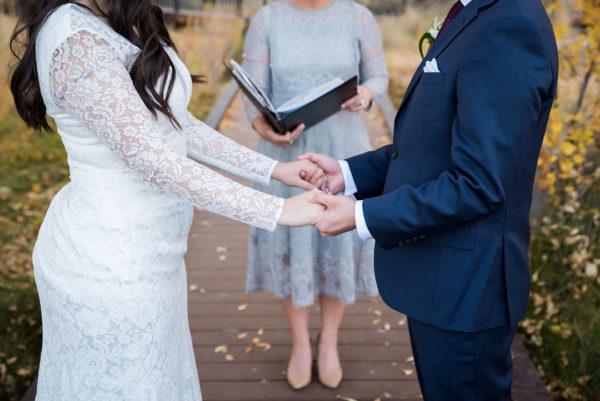 Red Rock Canyon Elopement | Little Vegas Wedding