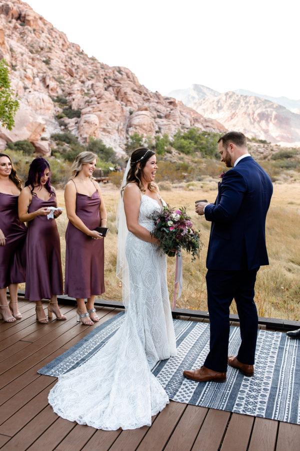 Red Rock Wedding   Little Vegas Wedding