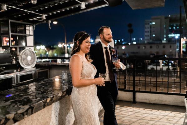 Downtown Vegas Wedding Reception   Little Vegas Wedding