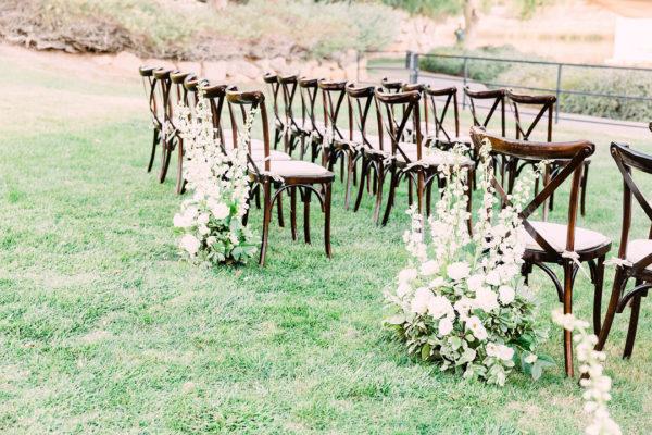 Elegant Lake Las Vegas Styled Elopement  | Little Vegas Wedding