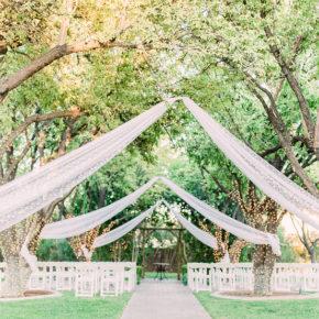 Elegant Garden Wedding at The Grove | Little Vegas Wedding